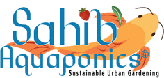 Sahib Aquaponics - an urban sustainable, food garden in Winter Park, Florida